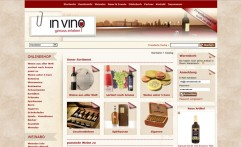 Onlineshop – invino